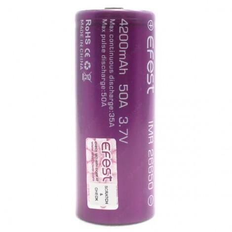 4200mAh - 26650 - EFEST