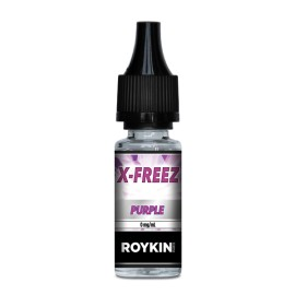 X FREEZ PURPLE