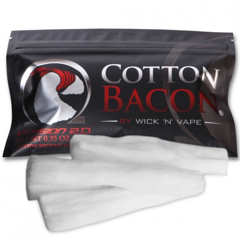 COTTON BACON V2 - WICK N' VAPE