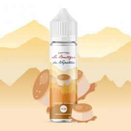 CUSTARD CARAMEL - 50 ML